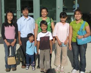 Thak Bal Family