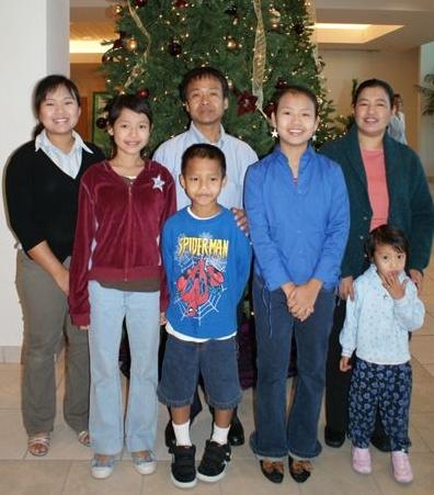 Thakbal Family