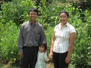 Peng Len, Deborah and Nu Nu