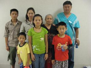 The Padoh Family