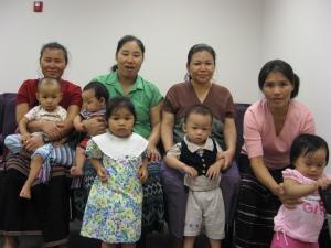 Burmese Mothers
