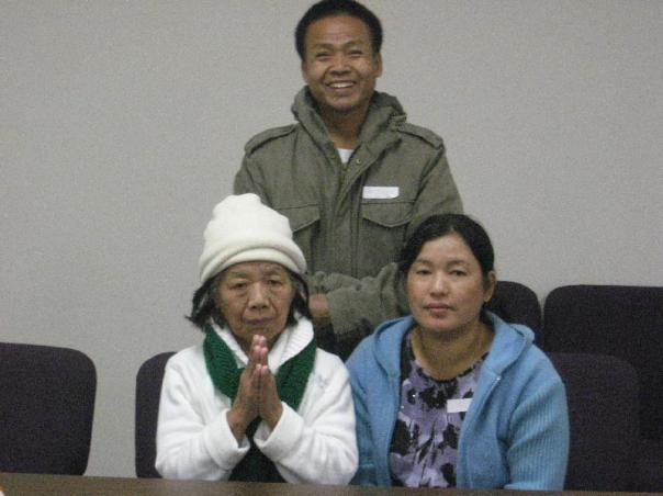 Ir Rem, Peng Len (nephew), & Nu Nu