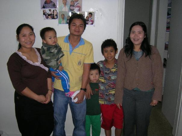 Mu Nai, William Say, Eh Le Say, Say Nay Maung Maung, Naing Soe and Than Hla