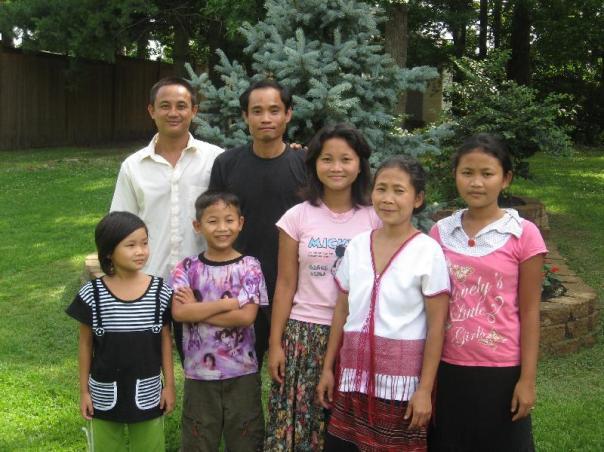 The Char Lay Htoo Family