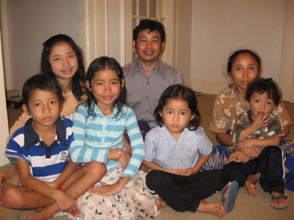 Bway Bo & Family