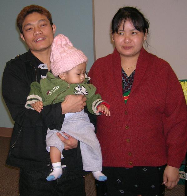 The Sang Bik Family